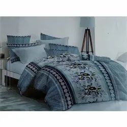Printed Fancy Bed Sheets