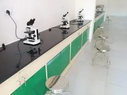 Laboratory Workbench with Laboratory Table