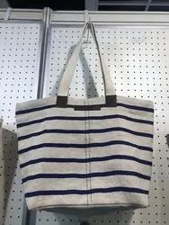 Washed Jute Bag