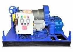 Power Winch Machine 10 Ton