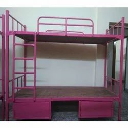 Pink Double Decker Bed