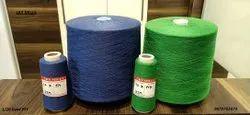 1/20 Polyester Spun Dyed Yarn 20/1, 20