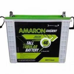 CRTT 150AH Amaron Tall Tubular Battery, For Inverter, 12 V