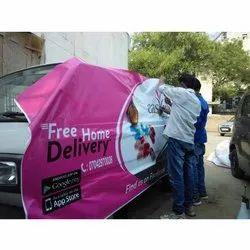 Vehicle Omni Wraps Installation Service