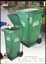 Aristo Dust Bin 240 Liters with Pedal
