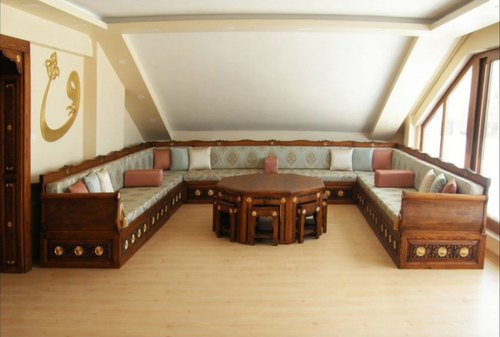 L Wooden Teak Wood Corner Sofa 23 For, Teak Wood Corner Sofa Set Designs Pictures