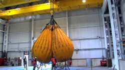 Polyester Water Weight Bags for Crane Load Test