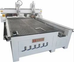 1325 CNC Wood Router With Rotary Axis
