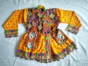 Indian Kutch Embroidered Kediya - Garba Special - 24 Size - 5 To 6 Year