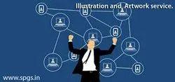 Illustration and Artwork service