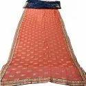 Designer nylon Silk Sarees