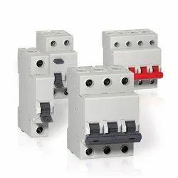 Electric MCB Switchgears, Voltage: 220-240 V
