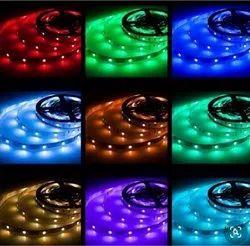 Compass One Color LED Strip Light, For Decoration, 120 V