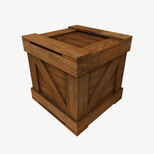 Wooden Packaging Crate