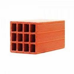 Wienerberger Rectangular Weinerberger Hollow Blocks 400x200x200, For construction, Size: 400mmX200mmX200mm