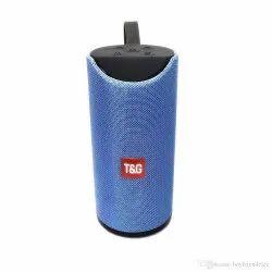 Red Powerbank TG 113 Wireless Portable Bluetooth Mobile Speaker