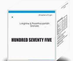 L Arginine & Proanthocyanidin Granules