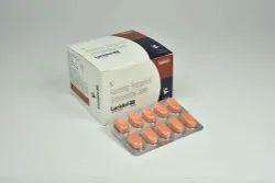 Aceclofenac100mg & Paracetamol 325mg & Serratiopeptidase 15mgTablets