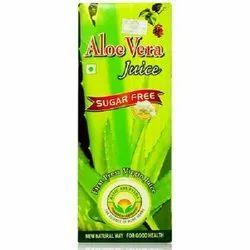 Basic Ayurveda Herbal Aloevera Juice Sugar Free