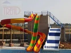 Tower Water Slide