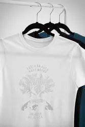 Earth Ka Kuch Karo - White T-shirt
