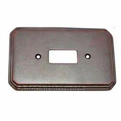 1 Small Decora Border Switch Plate