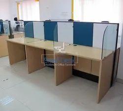 Staff Office Workstation By Smart Desk