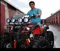 Bull Atv250cc Petrol Buggy