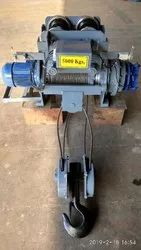 Electric Wire Rope Hoist with DC Brake