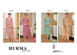 Georgette Heavy Embroidery Suit