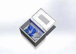 Mask N95 Sanitizer UV Box