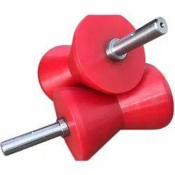 Polyurethane V Roller