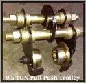 pull push trolley