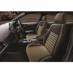 Autoform Front & Back Highway PU Leather Car Seat Cover