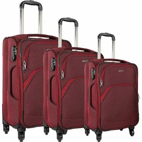 Travel Bag - Maroon Travel Suitcase Manufacturer from ...