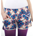 Ladies Printed Shorts