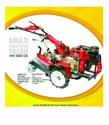 VARSHA 6HP Multi Function Power Weeder, For Agriculture