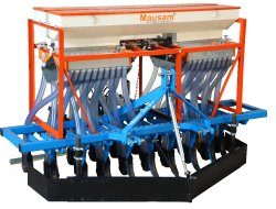 Tractor Driven Seed Fertilizer Drill