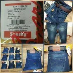 Denim Sparky Mens Jeans