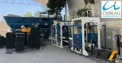 Chirag Automatic Hydraulic Brick Making Machine
