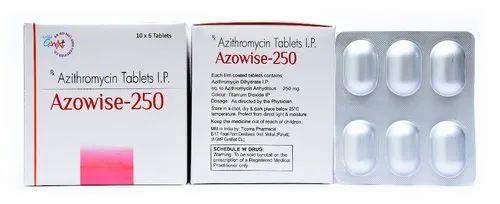 Azowise -250 Tab