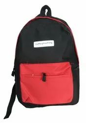 Black And Red Kids Bag
