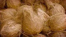 Mature Semi Husked Coconut, Packaging: Gunny Bag