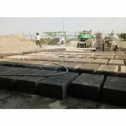 Rectangular Concrete Solid Block, Thickness: 60-80 Mm, for Pavement