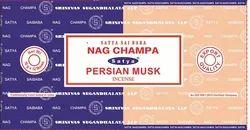 Nag Champa Persian Musk