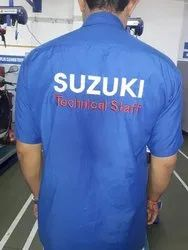 Suzuki Technition Uniform