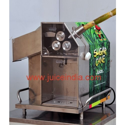 SS Sugarcane Juice Machine