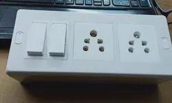 6 Amp Modular Switch Board