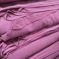 70 Inch Pink Garments Silk Fabrics, Packaging Type: Lump