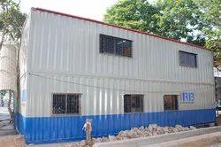 Mild Steel Double Store Cabin
